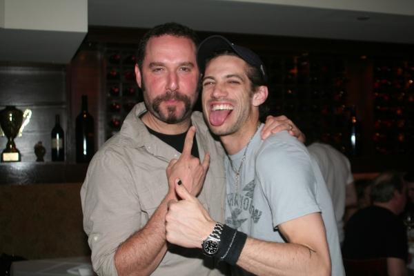 Adam Dannheisser and James Carpinello