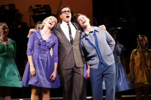 Sara Jean Ford, Raul Esparza, Michael Marcotte