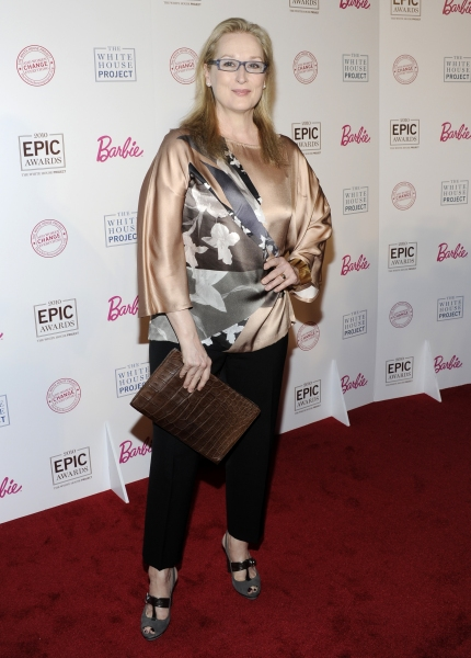 Photo Coverage: Meryl Streep et al. Support Womens' Leadership at EPIC Gala