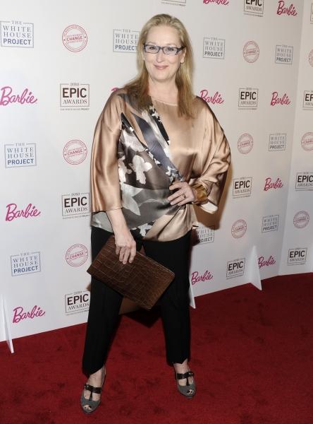 Photo Coverage: Meryl Streep et al. Support Womens' Leadership at EPIC Gala
