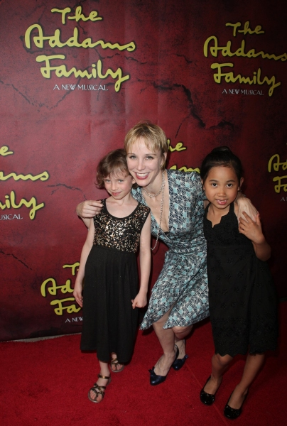 Photo Coverage: THE ADDAMS FAMILY Red Carpet