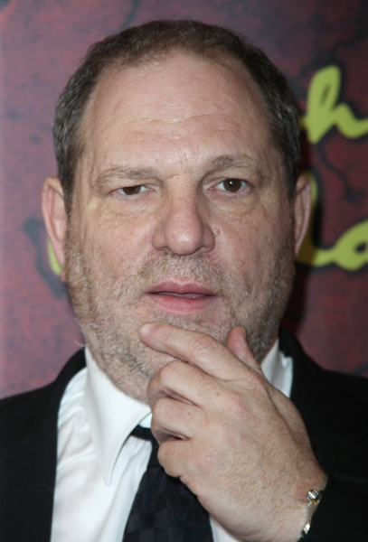Harvey Weinstein at THE ADDAMS FAMILY Red Carpet