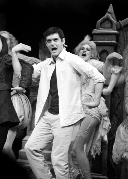 Photo Coverage: THE ADDAMS FAMILY - Opening Night Curtain Call