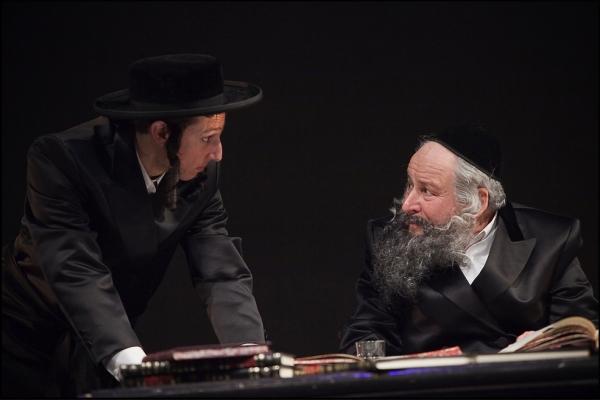 Jonathan David Martin and David Margulies