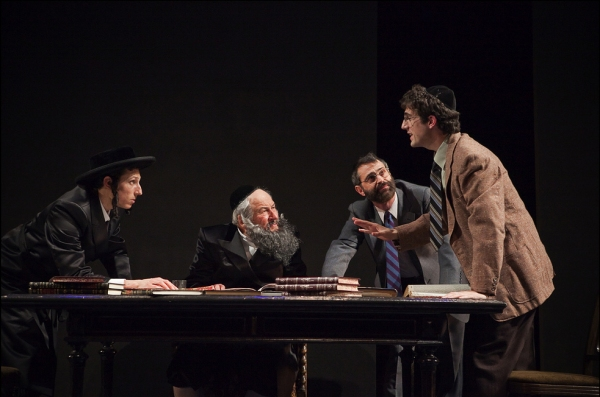 Photo Flash: Portland Center Stage's THE CHOSEN