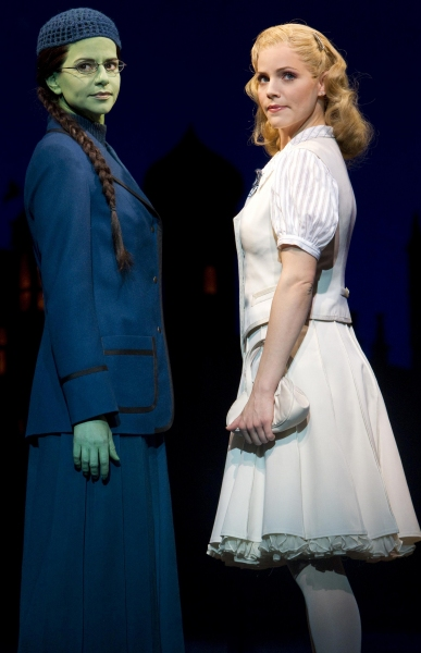 Photo Flash: Mandy Gonzalez in WICKED - More Production Shots!