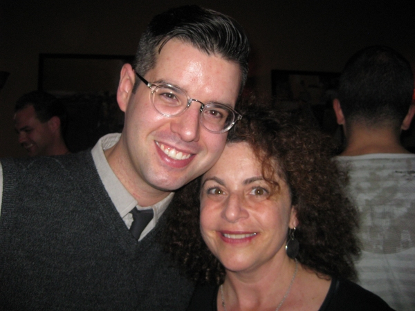 Joe Barros and Julie Larson