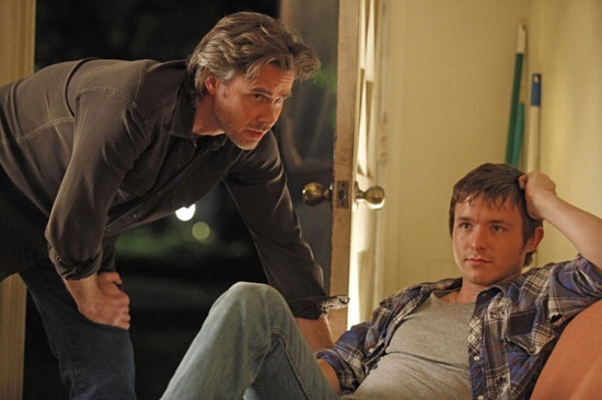 Ryan Kwanten and Marshall Allman