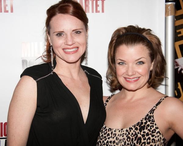 Jennifer Laura Thompson and Mary Catherine Garrison Photo