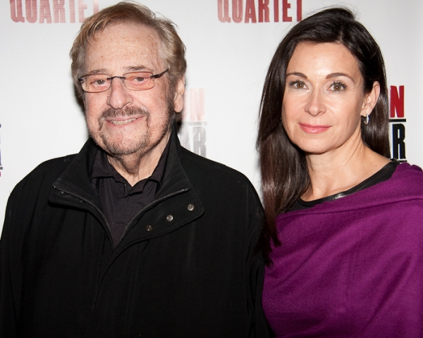 Producer Phil Ramone and Guest