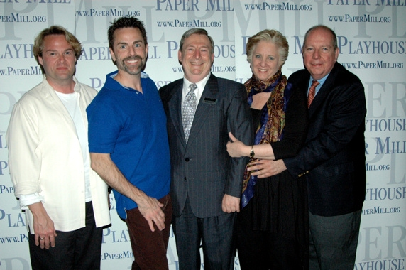 Mark Spencer, Keith Spencer, Mark W. Jones, Carol Yahr and Paul Delcolle
