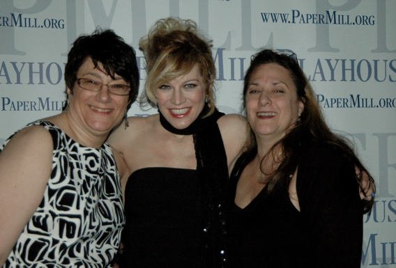 Susan Bitterman, Felicia Finley and Michele Rashbaum