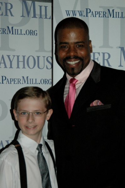 Photo Coverage: Paper Mill Playhouse Opens SMOKEY JOE'S CAFE