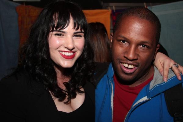 Molly Hagar and Michael R. Jackson