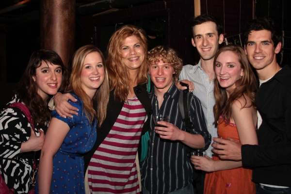 Photo Flash: Opening Night Of PSYCHO BEACH PARTY