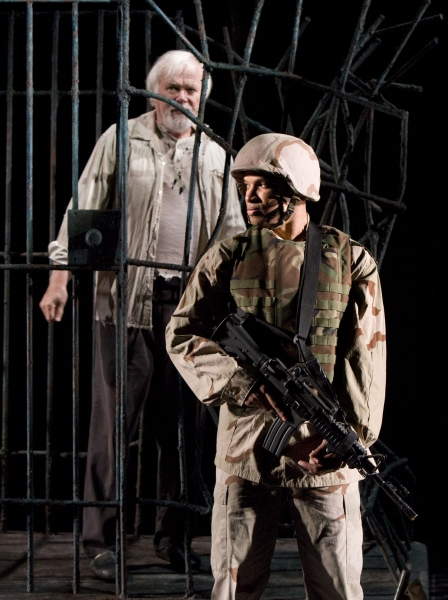 Photo Flash: Mark Taper Forum Presents BENGAL TIGER AT THE BAGHDAD ZOO