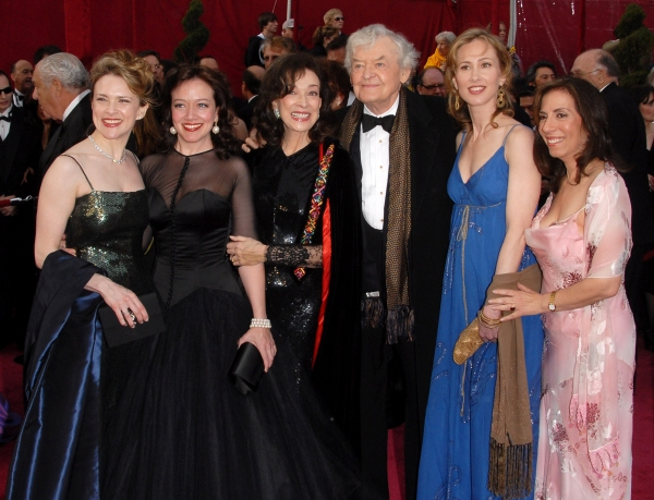Hal Holbrook & Dixie Carter at the 80th Annual Academy Awards Red Carpet Kodak Theate Photo