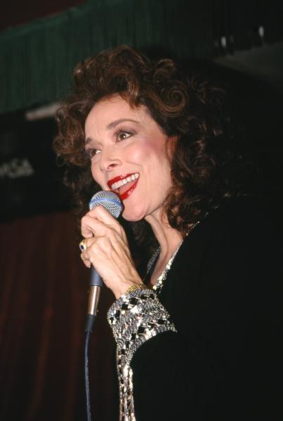 Dixie Carter New York City. 1997. © Joseph Marzullo / Retna Ltd.