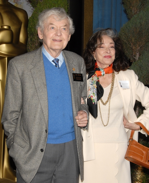 Hal Holbrook & Dixie Carter at the 80th Academy Awards Nominees Luncheon Beverly Hilton Hotel, Beverly Hills, CA, USA February 4, 2008 © Sara De Boer / Retna Ltd.