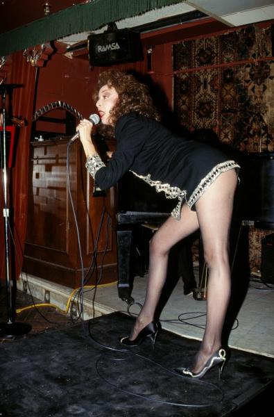 Dixie Carter New York City. 1997. © Joseph Marzullo  Photo