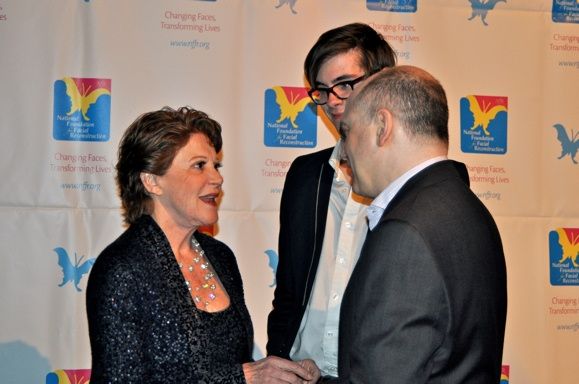Linda Lavin, Jeffery Self and Charles Busch