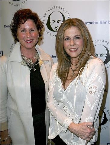 Dale Franzen and Rita Wilson