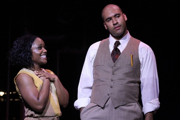 Photo Flash: Urban Stages Presents LANGSTON IN HARLEM