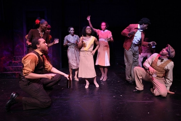 Photos: Urban Stages Presents LANGSTON IN HARLEM