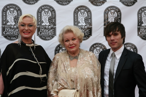 Lynette Chappell, Irene Larsen (Castle Co-Founder) and Darren Romeo
