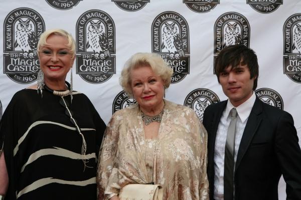 Lynette Chappell, Irene Larsen (Castle Co-Founder) and Darren Romeo