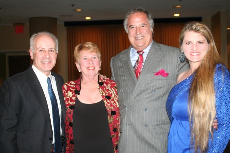 High Res Joseph Benincasa, Abby Schroeder, Stewart F. Lane and Bonnie Comley