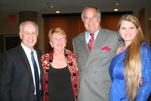 Joseph Benincasa, Abby Schroeder, Stewart F. Lane and Bonnie Comley