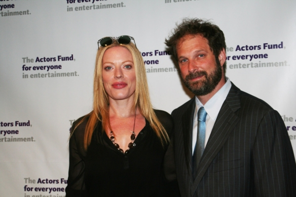 Sherie Rene Scott and Kurt Deutsch