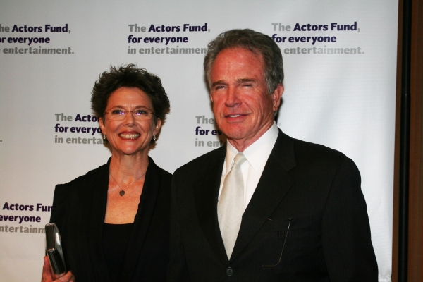 Annette Bening and Warren Beaty