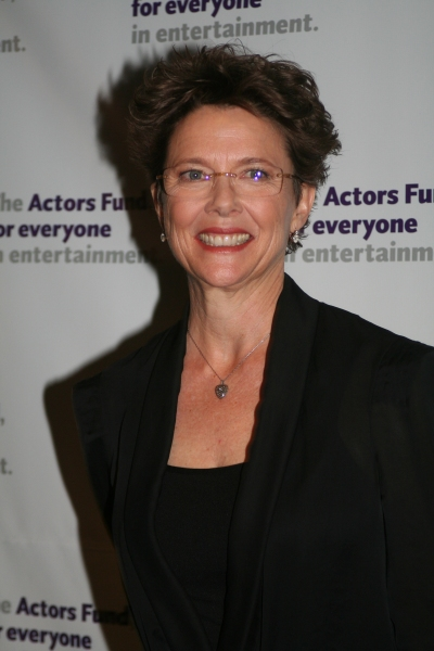 Honoree three-time Academy Award nominee Annette Bening