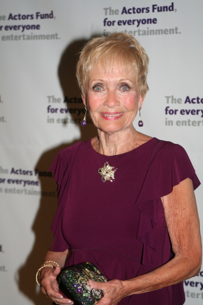 Jane Powell at The Actors Fund 2010 Gala