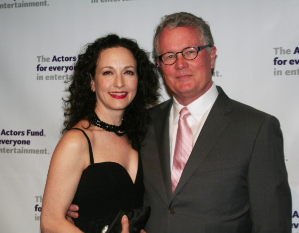 Bebe Neuwirth and Chris Calkins