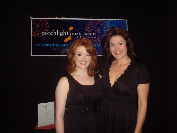 Rachel Quinn and Vanessa Greenway