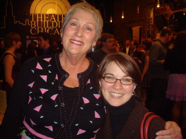 Rhoda Reeling and Kathryn Michael