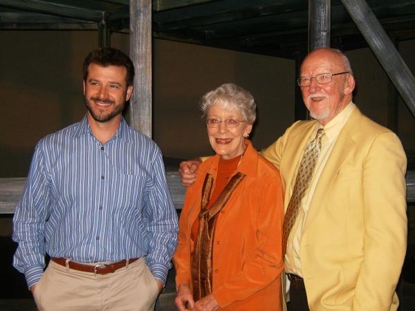 Tim Gregory, Elizabeth and John Sherrill