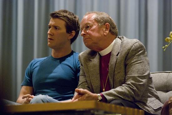 Patrick Heusinger, Bishop Gene Robinson