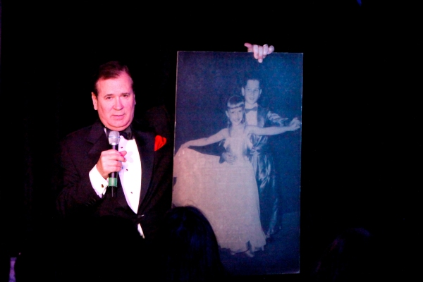Photo Flash: An Evening With Lee Roy Reams At The Castle