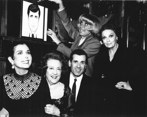 Ann Miller, Ethel Merman, Lee Roy Reams, Carol Channing and Carole Cook