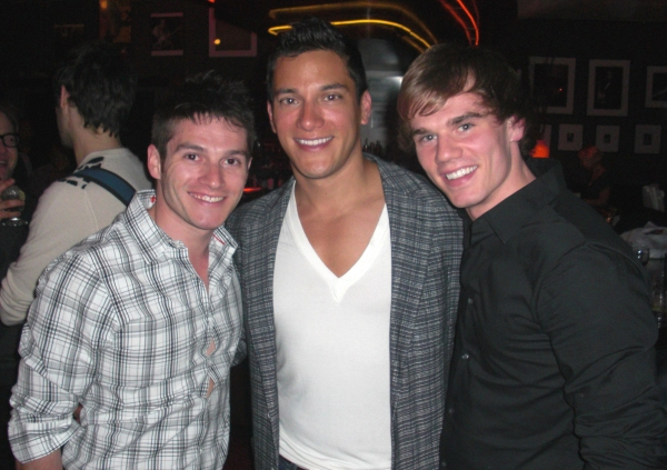 Photo Flash: Scott Alan Comes to Birdland