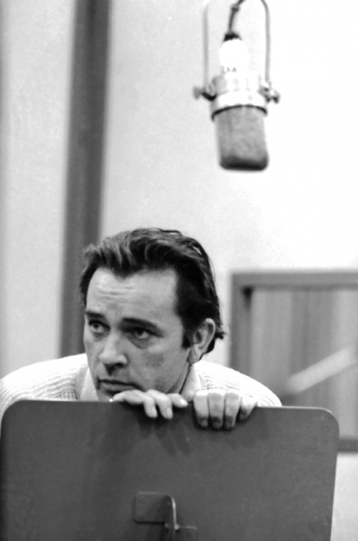 Richard Burton - Photo: Don Hunstein / Sony Music Archives