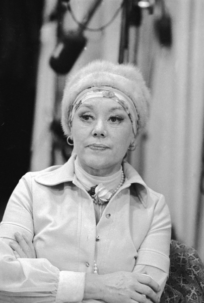Glynis Johns - Glynis Johns Photo: Don Hunstein / Sony Music Archives
