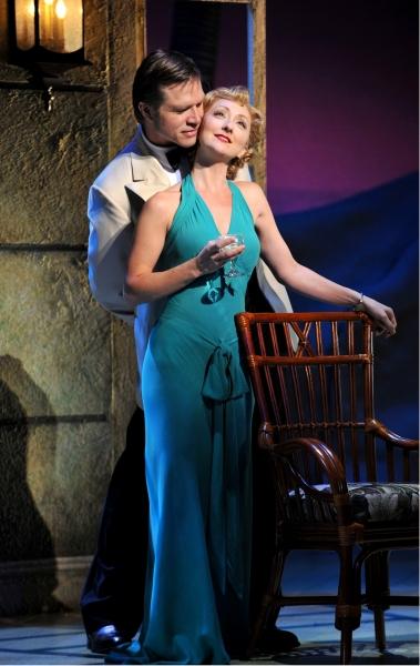 Rod Gilfry and Carmen Cusack Photo