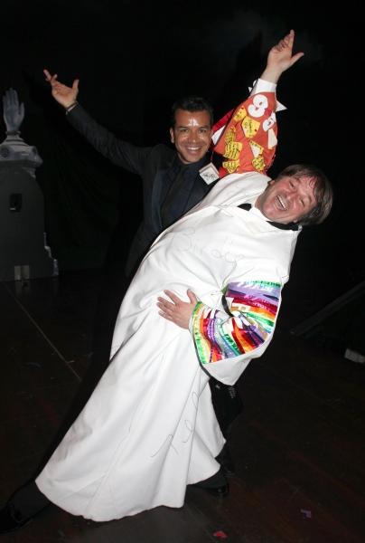 Sergio Trujillo and Jim Borstelmann