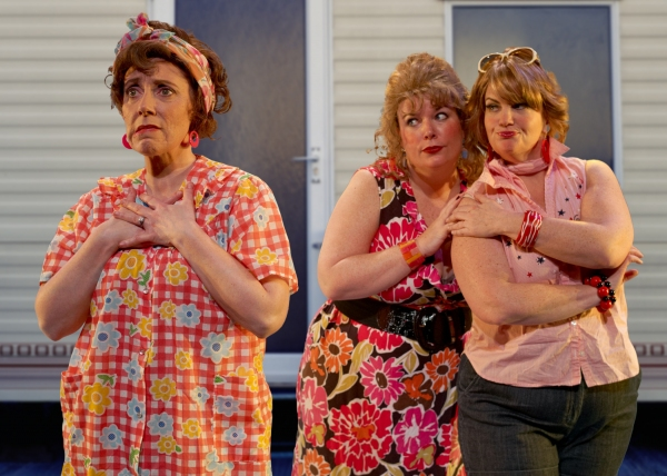 Photo Flash: SpeakEasy Stage Co's THE GREAT AMERICAN TRAILER PARK MUSICAL