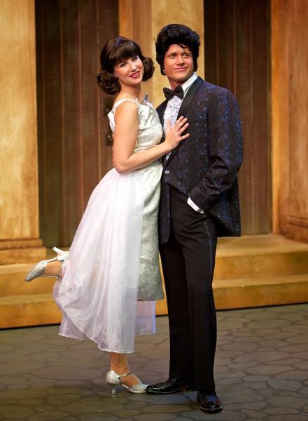 Katie Hardy and Billy Konsoer